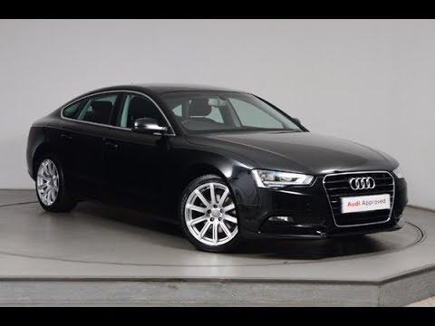 FA15UVL AUDI A5 TDI SE TECHNIK BLACK 2015, Nottingham Audi