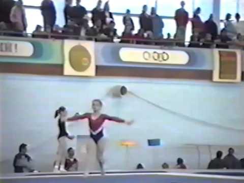 1990 USSR Gymnastics Championships W 1A and AA
