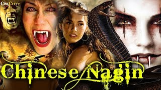 Chinese Nagin | Hollywood Dubbed Movie In Hindi  | Horror HD Full Movie