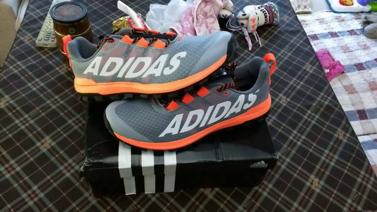 a67361274 adidas Performance Mens Vigor 6 TR M Running Shoe - YouTube