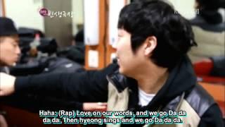 [EngSub] Kang Gary in HaHa