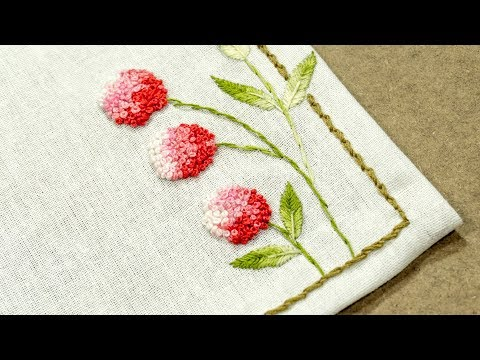 Embroidery Art for Clothes: Easy DIYs to do at Home