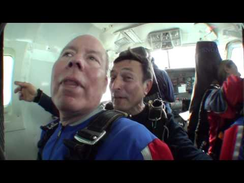 William O'Connell's Tandem skydive!