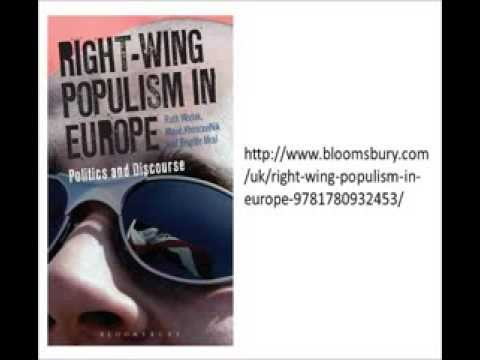 Interview with Ruth Wodak: Right-wing populism in Europe