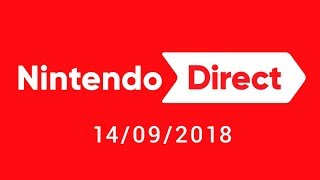 nintendo direct reaction