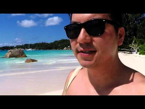 VLOG - Anse Lazio, Seychelles - is this the best beach on Earth?