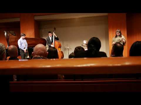 Manhattan School of Music Pre-College Jazz Recital Fall 2017 - Jody Grind