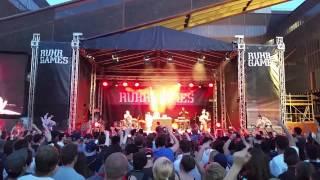 Die Orsons - Schwung in die Kiste LIVE auf den Ruhrgames 2015 in Essen (04.06.2015)