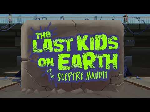 [Français] Last Kids on Earth - Announcement Trailer