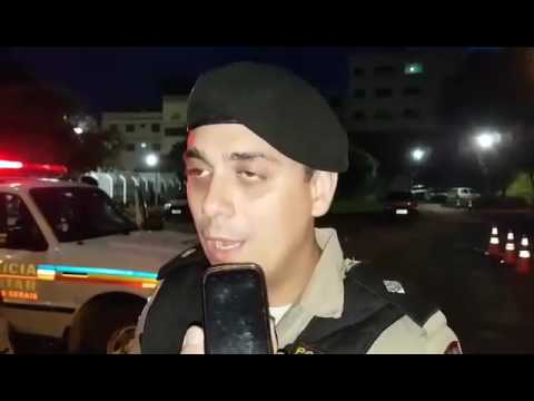 Entrevista Polícia Militar