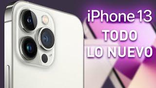 TODO sobre los NUEVOS iPhone 13, iPhone 13 Pro, iPhone 13 Max y iPhone 13 Mini