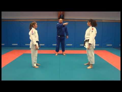 Vocabulaire du Judo en compétition