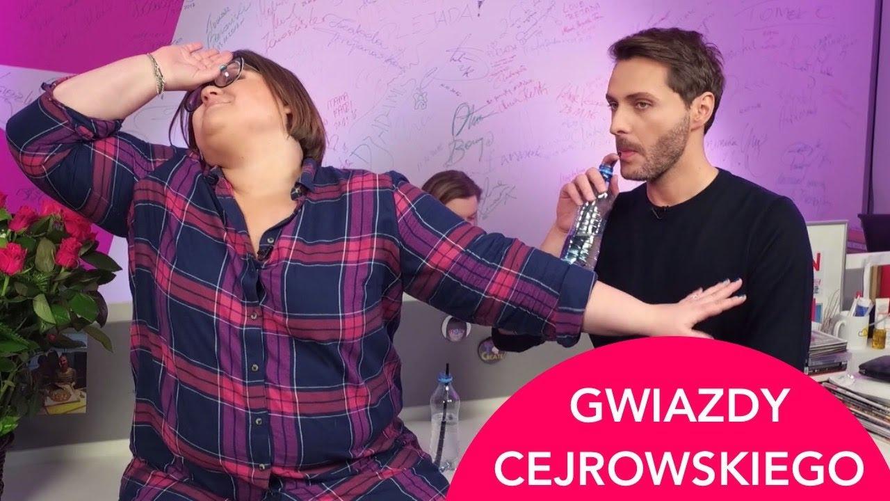 Dominika Gwit: fajnie byłoby się odsunąć od show-biznesu | Gwiazdy Cejrowskiego III