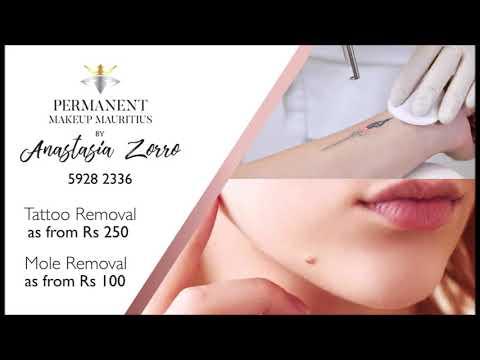 Permanent Makeup Mauritius Pricelist