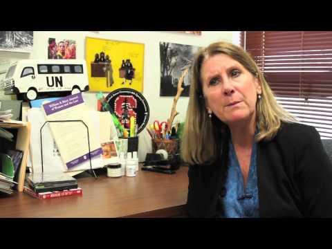 Around the Globe: Christie Warren
