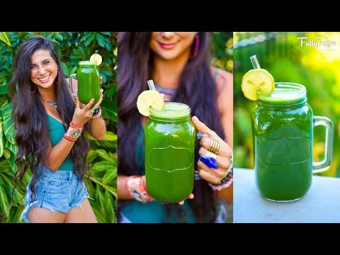 BEST Green Juice for Healing & Weight Loss!
