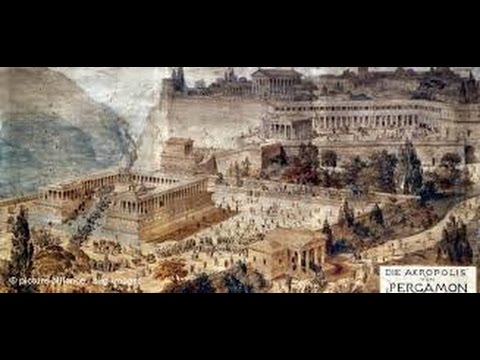 Jonathan Cahn: What happened to the Pergamon Throne of Satan (part 1 of 5)?