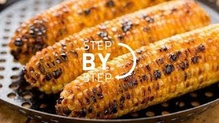 Roast Corn, Roasted Corn On The Cob, Roasting Corn, How To Roast Corn, Roasted Corn