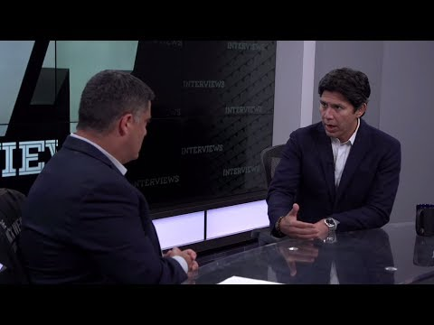 Reinvesting in California and Reprioritizing Our National Values. Kevin de Leon Interview