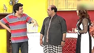 Best Of Agha Majid and Sheeza New Pakistani Stage Drama Full Comedy Clip