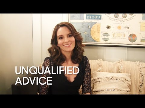 Unqualified Advice: Tina Fey