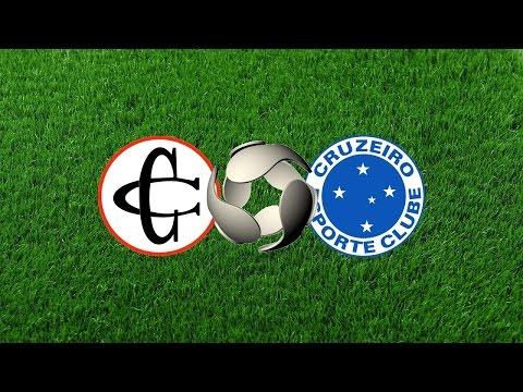 Melhores Momentos De Campinense 0 x 0 Cruzeiro  - Copa do Brasil 2016