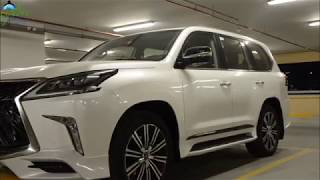 Video 2018 Lexus LX 570 s Exterior & Interior full review download MP3, 3GP, MP4, WEBM, AVI, FLV Agustus 2018