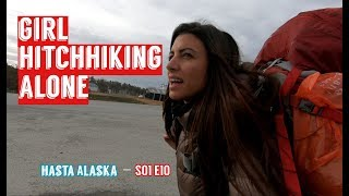 Solo Girl Hitchhiking Adventures From Ushuaia To Punta Arenas S01 E10