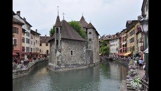 видео Шале в Альпах восточной Франции
