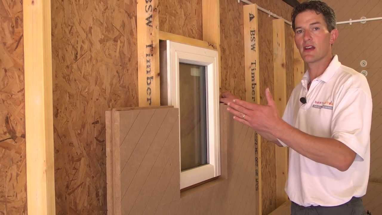 How to fix wood fibre insulation boards to timber frame ...