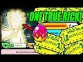 POCKET MORTYS - THE ONE TRUE RICK (INSANE!) NEW MORTYS/NEW UPDATE!