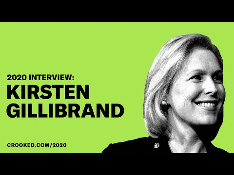 Kirsten Gillibrand full interview | Pod Save America