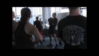 CrossFit - WOD 120513 Demo with CrossFit Pleasanton