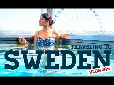 Life In Germany | Traveling To Sweden - Vlog#2 😍 | Nikita Vlogs 2018