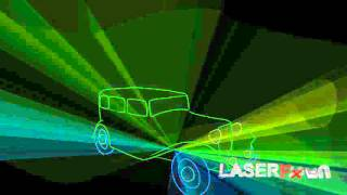 Лазерное шоу Америка 30-х