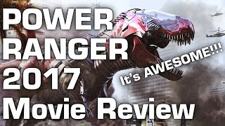 2017 Power Ranger Movie Review :: Spoiler Alert !