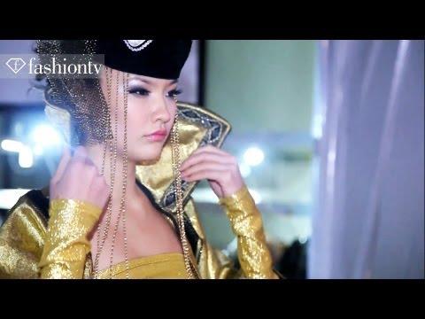 Mongolian Fashion Week 2012 Highlights - Part 1 | FashionTV ASIA