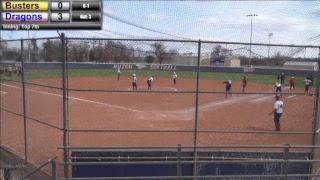 Blue Dragon Softball vs. Garden City (Game 2)