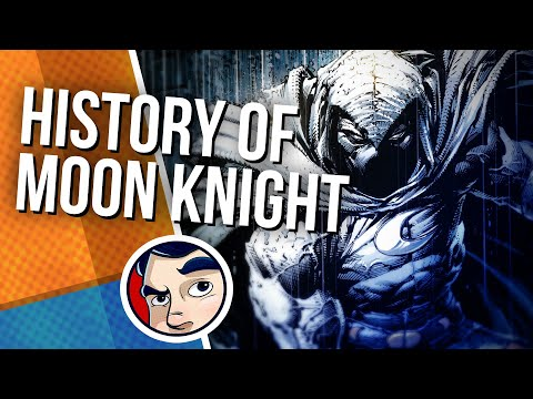History Of Moon Knight  Comicstorian