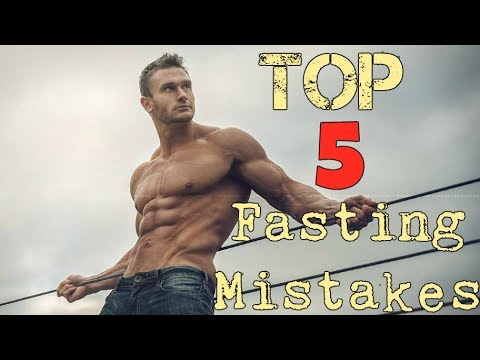 Intermittent Fasting: Avoid The 5 Biggest Fasting Mistakes: Thomas DeLauer