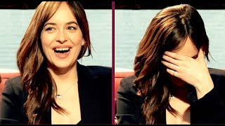 The Real Reason DAKOTA JOHNSON thinks she will be SINGLE forever...