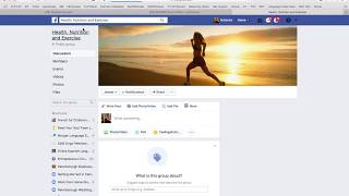FB Groups Indexing Part 1 - How to export your FB Group List in Full to PDF | BizBut