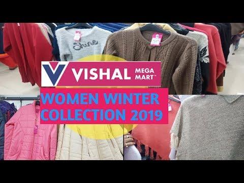 Vishal Mega Mart Women Winter Clothes 2019 | BUY 2 GET 100 OFF | Vishal Mega Mart Offer Today
