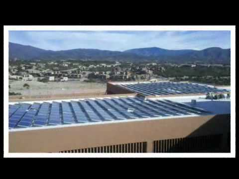 Solar Power in New Mexico - Taos Chamber of Commerce Video 2011