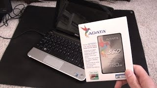 Creating the SSD Linux Netbook