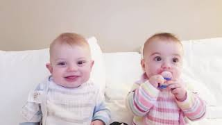 TOP 5 BEST FUNNY Double Cute With Naughty Twins Baby - Lovers Baby Video