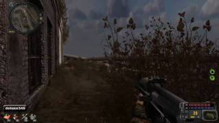 S.T.A.L.K.E.R - Call Of Pripyat Gameplay (PC HD)