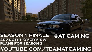 SEASON 1 FINALE | TALK VIDEO | CITY CAR DRIVING