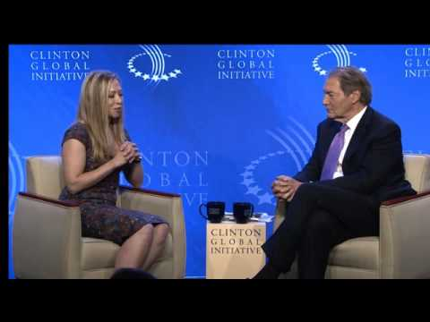 Chelsea Clinton Says Dad Is Vegan But Is He?