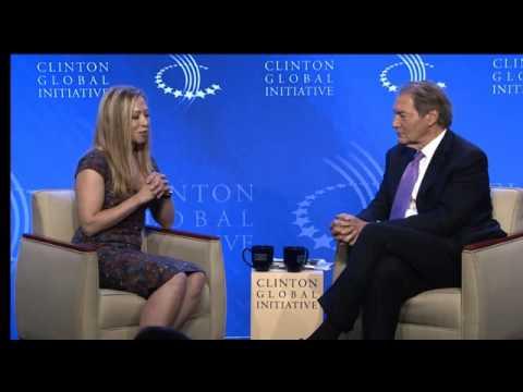Chelsea Clinton Says Dad Is Vegan But Is He?